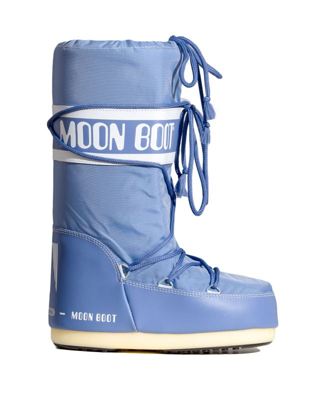 MOON BOOT Moon Boot Nylon Blue