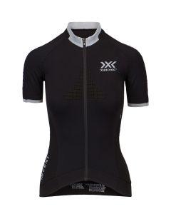 Koszulka damska X-BIONIC INVENT 4.0 BIKE RACE ZIP