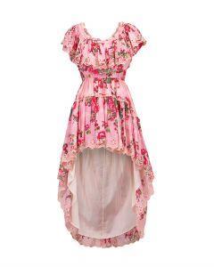 Sukienka LOVESHACKFANCY WELLER