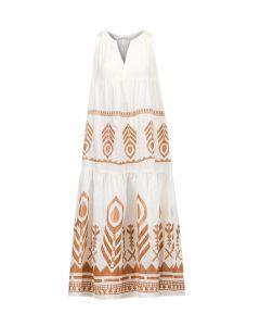 Sukienka lniana KORI