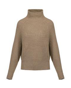 Sweter z golfem ALLUDE