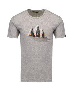 T-shirt SALEWA LINES GRAPHIC DRY