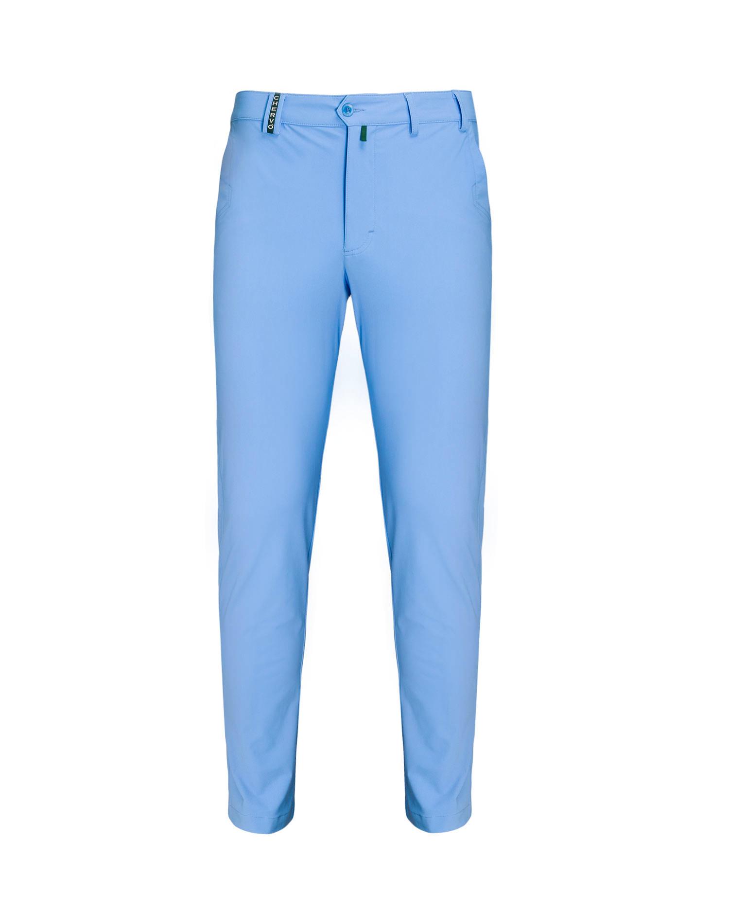 Spodnie CHERVO SNOB/Niebieski