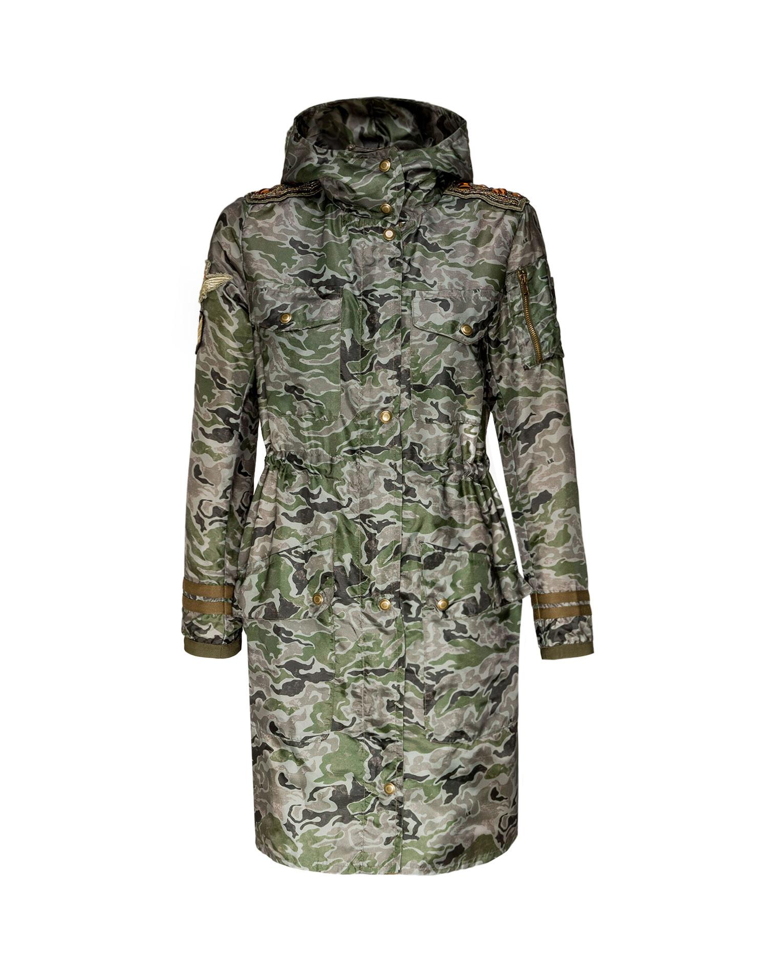 Kabát AERONAUTICA MILITARE