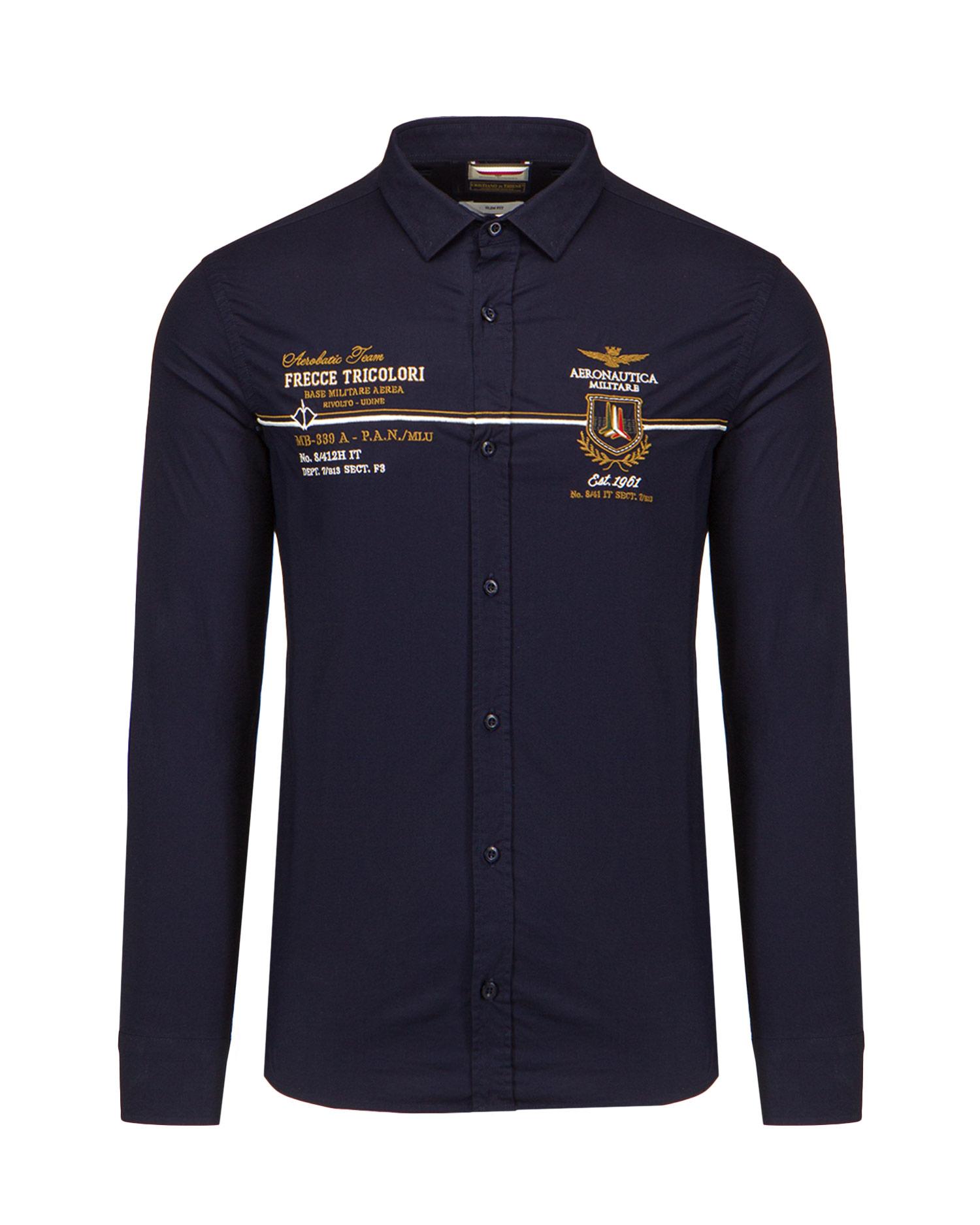 Košile AERONAUTICA MILITARE