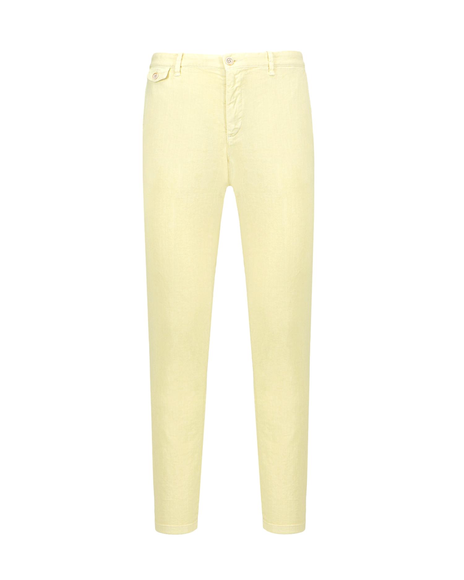 Kalhoty Alberto ROB-J-DS SMART LINEN STRETCH