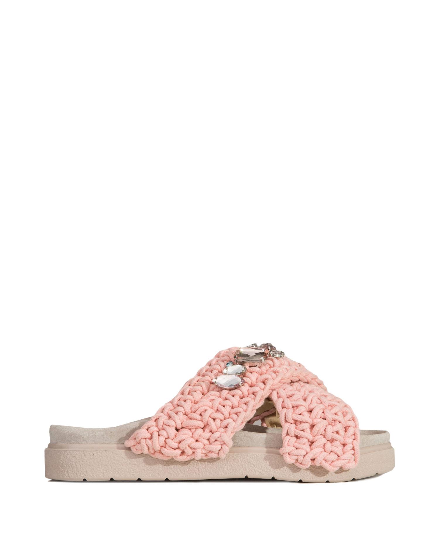 Pantofle Inuikii WOVEN STONES