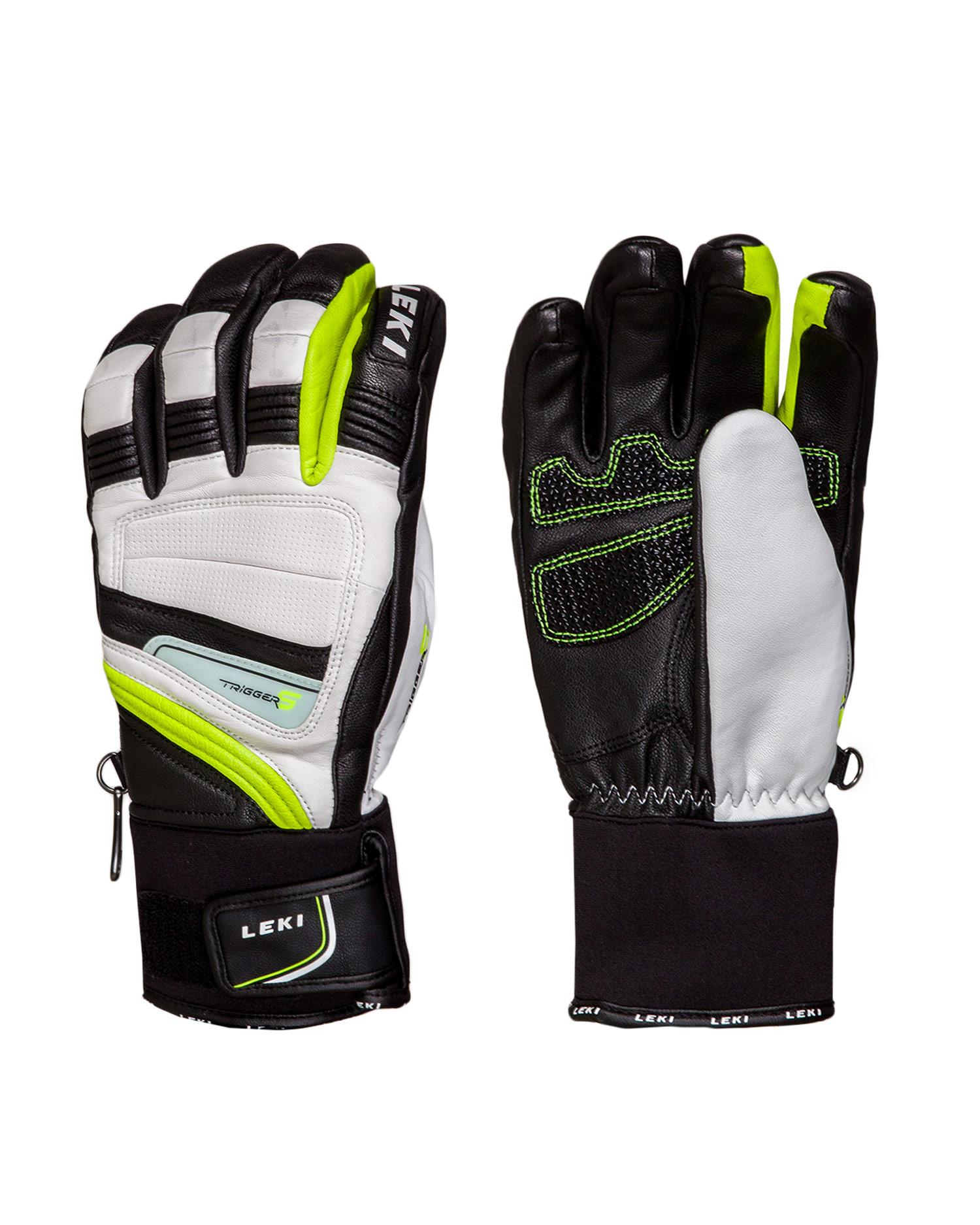 Lyžařské rukavice Leki GRIFFIN PRIME S