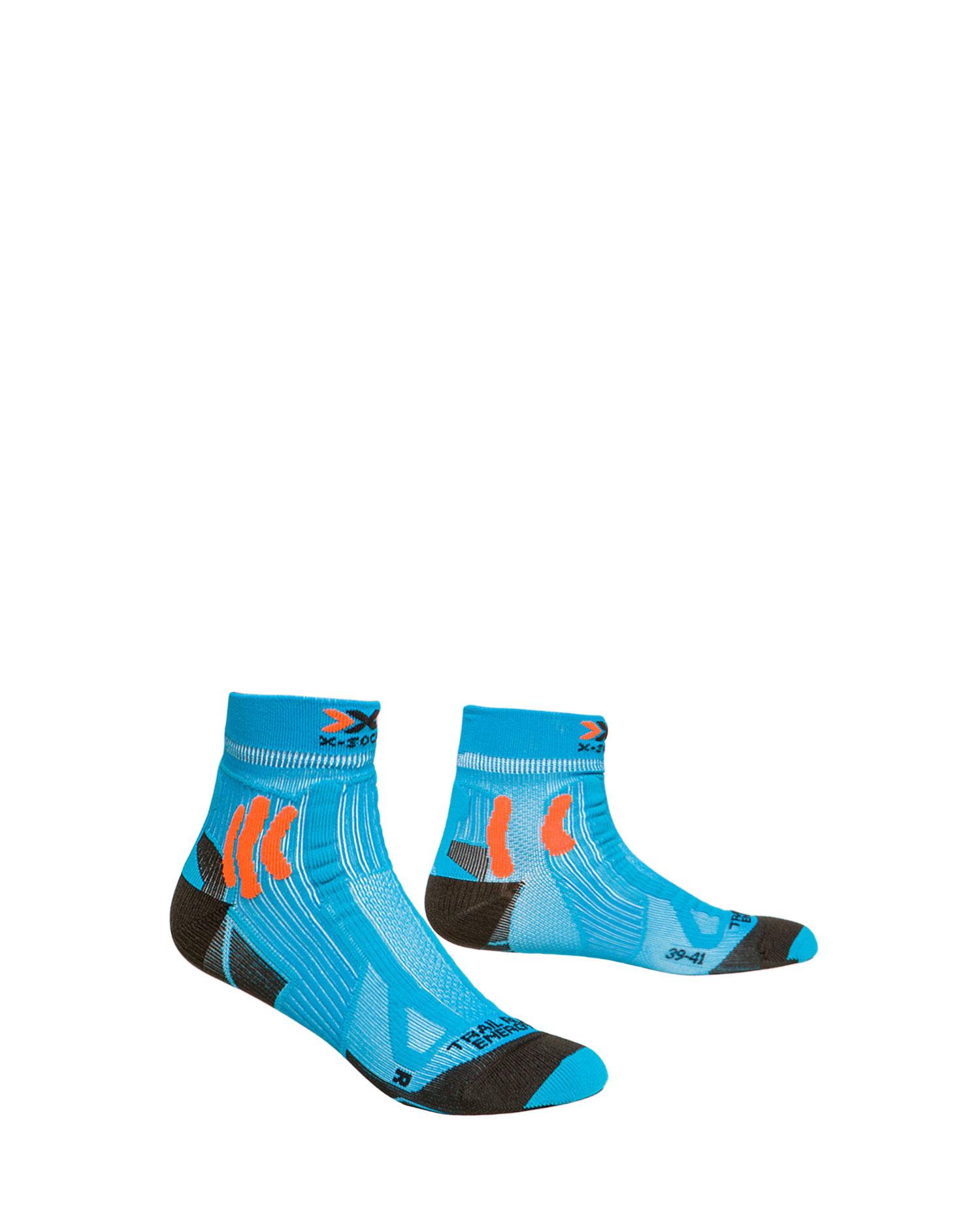 Levně Ponožky X-Socks TRAIL RUN ENERGY 4.0